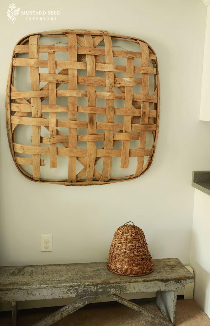 wood art.....bringing the outdoors inside  @Miss Mustard Seed blog