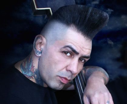 psychobilly hairstyles : Kim Nekroman Psychobilly Hairstyle Cool Mens Hairstyles Pictures ...