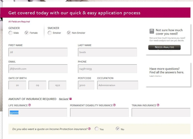736 x 531 jpeg 81kB, Step 2 - Fill in the Personal Information form so ...