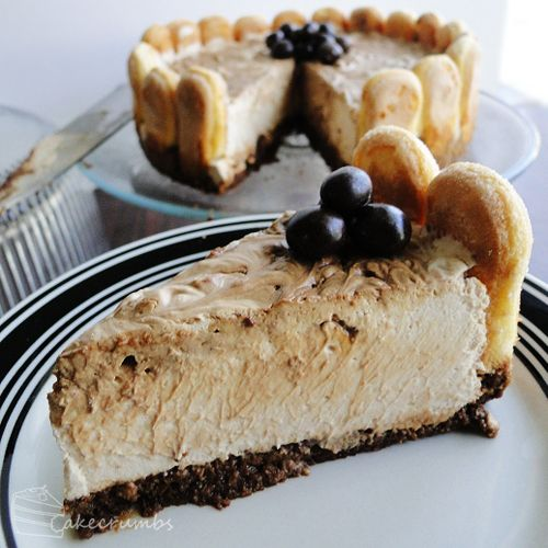 tiramisu cheesecake. | Favorite Recipes | Pinterest