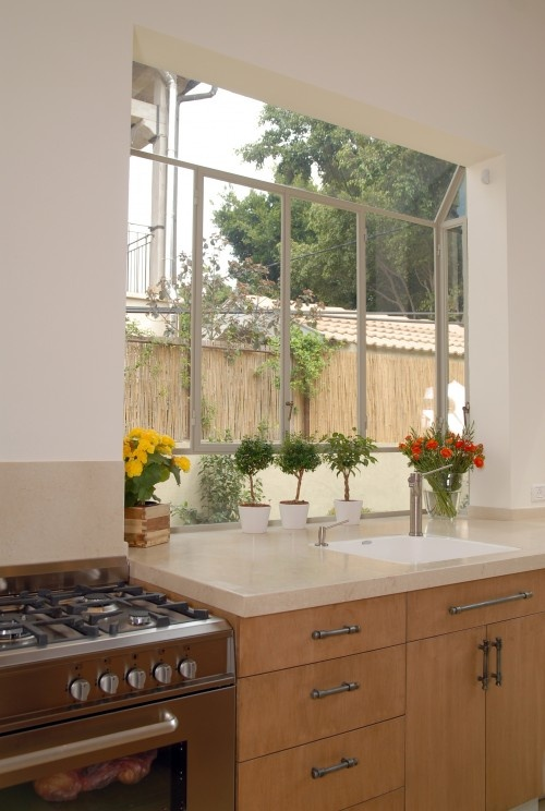 Large Kitchen Window Greenhouse For The Home Pinterest
