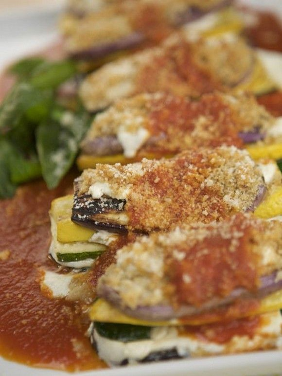 Vegetable Lasagna recipe | Food We Love | Pinterest