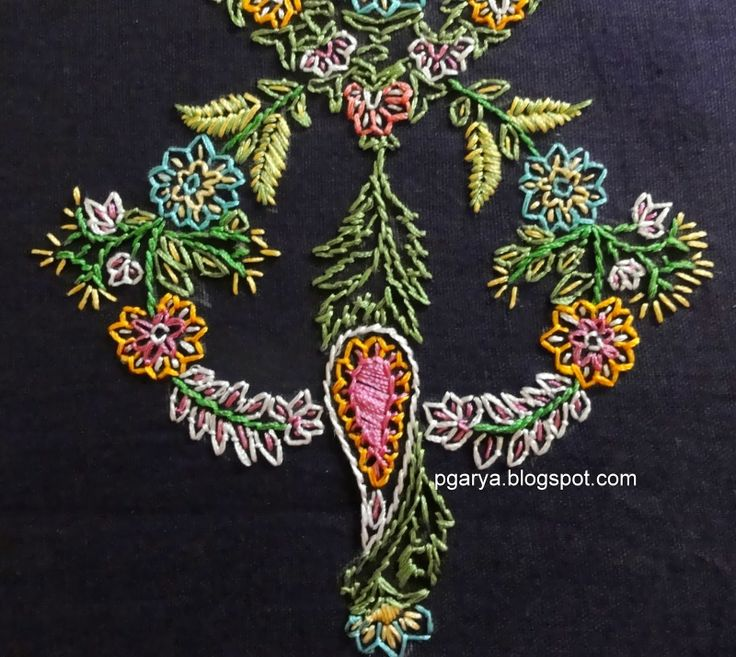 history of kashmir embroidery The art of kashmir kashmir is a ari embroidery a form of embroidery using thick needles to produce larger pieces of designs in the shawls.
