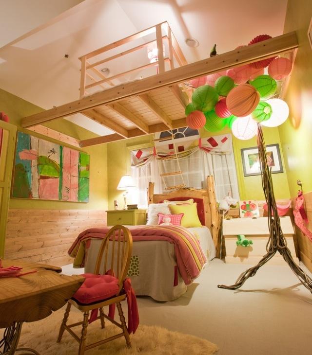 Pin By C M On H O M E In 2019: Indoor Tree House For Kids Room--unique