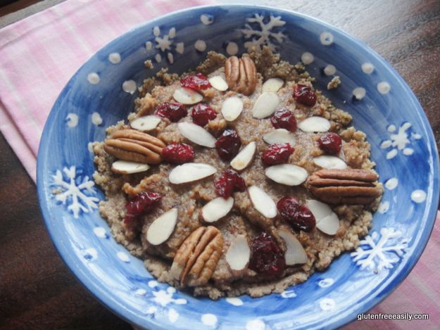 Raw Pecan Pie by Shirley of gfe | Raw Foods Thursdays | Pinterest