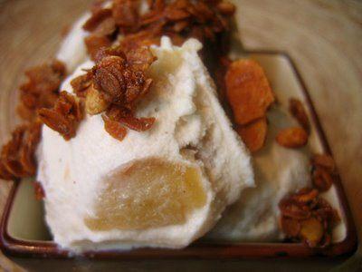 Baked Apple Ice Cream | Sinfully Sweet | Pinterest