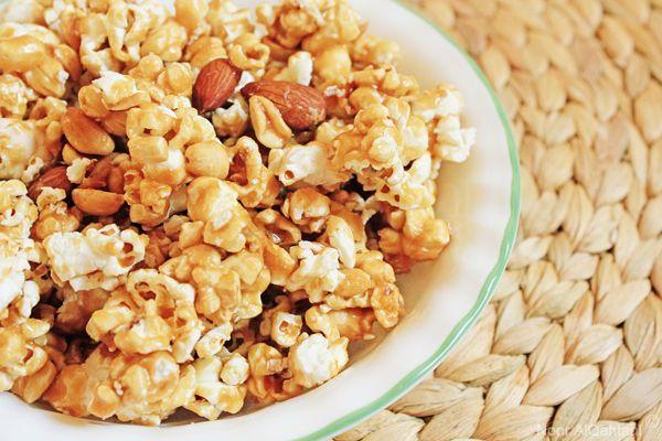 homemade-cracker-jacks | Southern Recipes | Pinterest
