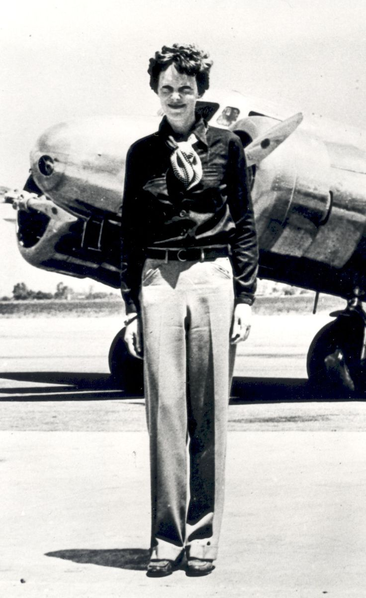 amelia earhart 1 March 7 (upi) -- the bones found several decades ago on a remote island in the south pacific were likely those of famed pilot amelia earhart.