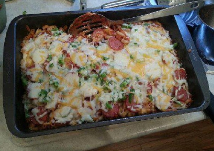 bow tie pasta and baked bow tie baked bow tie pasta with mozzarella ...