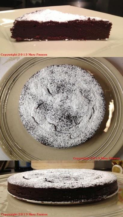 Silky Chocolate Cake Recipe — Dishmaps