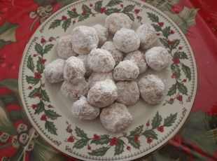 Nut Balls   Recipes   Pinterest