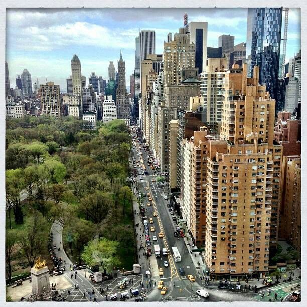 Trump Towers New York City I Left My