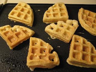 Belgian Waffle French Toast | Waffle What | Pinterest