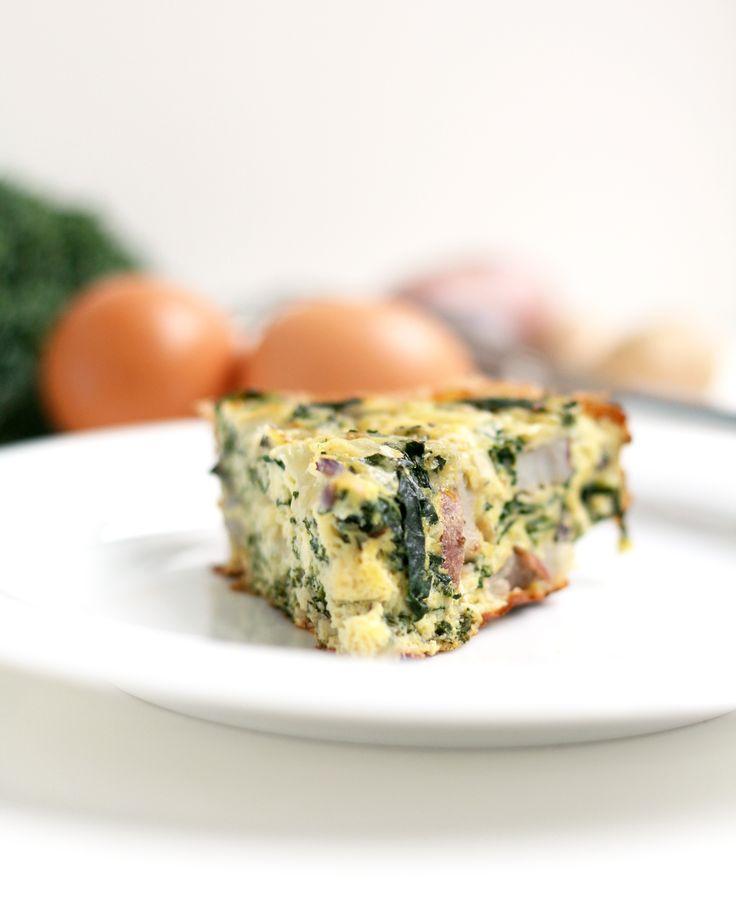 Kale Frittata | Recipe