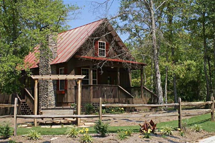 Small Cabin House Plans With Loft Cabins Pinterest