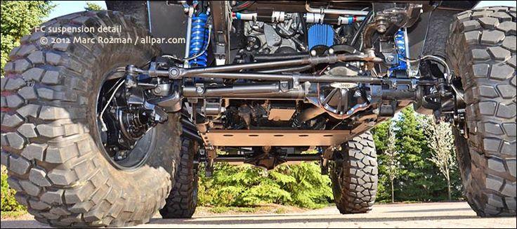 Portal Axle Design : Portal axles jeep pinterest
