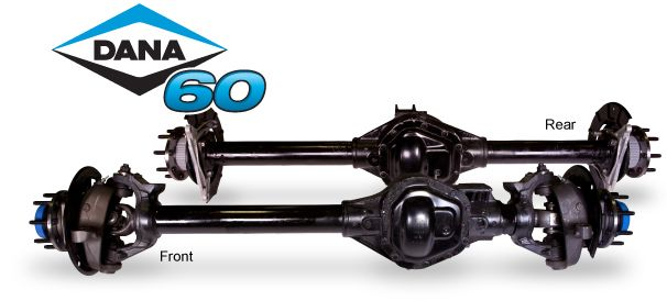 Dana 60 Axles | Crate Axle | It's a Jeep thing | Pinterest