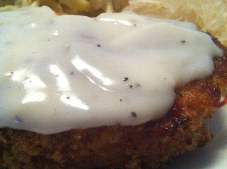 Oven Fried Pork Chops | Recipe