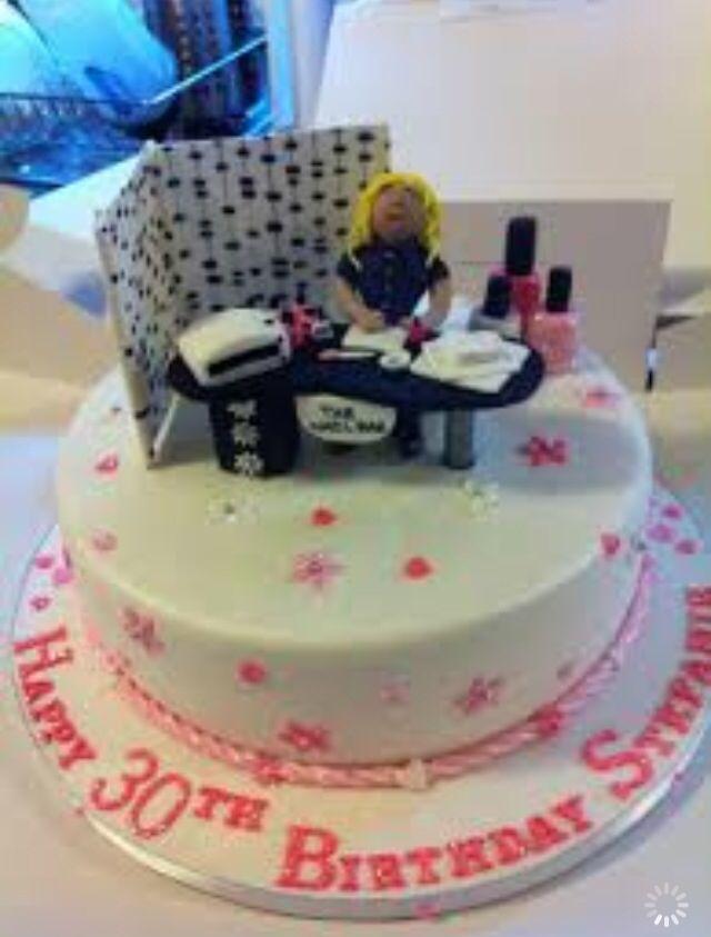 Поздравленье с днем рожденья мастеру маникюра