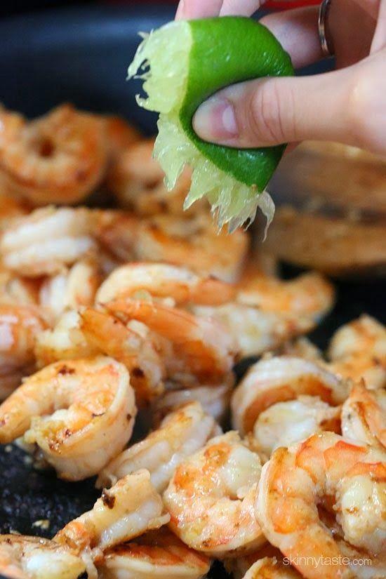 Cilantro Lime Shrimp | Foodie | Pinterest