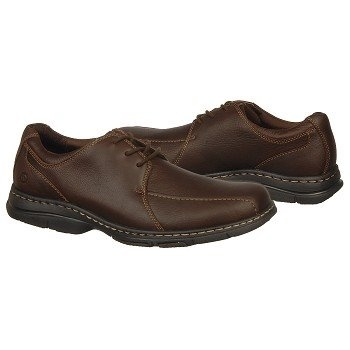 Dunham Brookfield Shoes (Tumbled Brown) - Men's Shoes - 11.5 4E