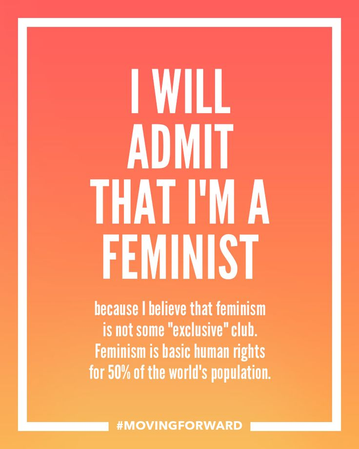 "am i a feminist essay Beyoncé and the f-word  ""but i guess i am a modern-day feminist  beyoncé is standing up again for gender equality in her essay that appeared on the."