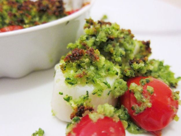 Baked Scallops With Endive Recipes — Dishmaps