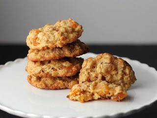 Oatmeal Apricot Cookies | {bakebakebake: cookies} | Pinterest