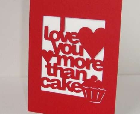 quirky valentine cards