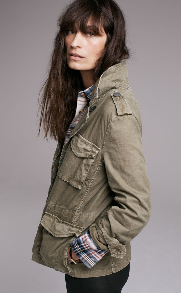 Madewell Outbound Jacket Fall 2013