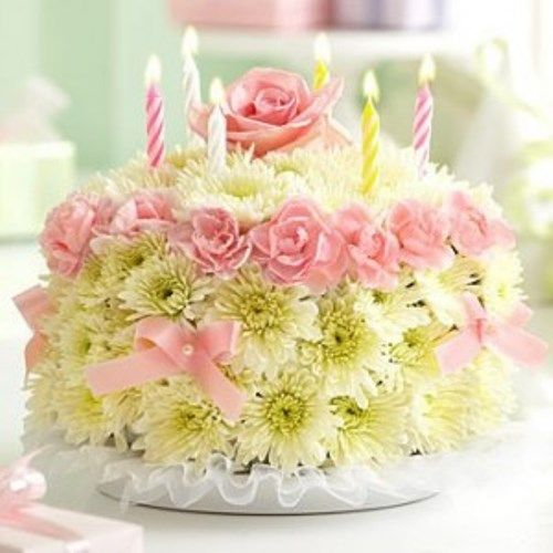 1800flowers birthday cake