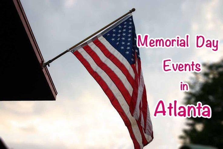 memorial day weekend atl