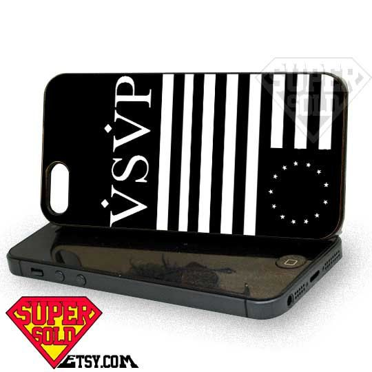 VSVP Logo Design - iPhone 4 4s 5 Case - Samsung Galaxy S3 S4 Case    Vsvp Logo