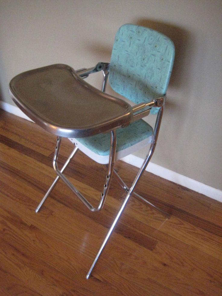 Vintage Cosco High Chair Home Design 2017