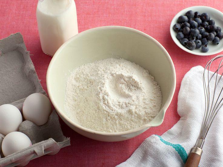 """Alton's """"Instant"""" Pancake Mix #Breakfast #Pancakes #AltonBrown"""