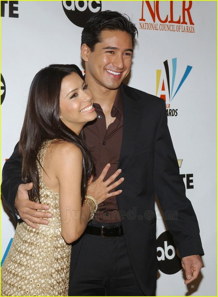 Eva Longoria and Mario Lopez   Lovely Couples   Pinterest