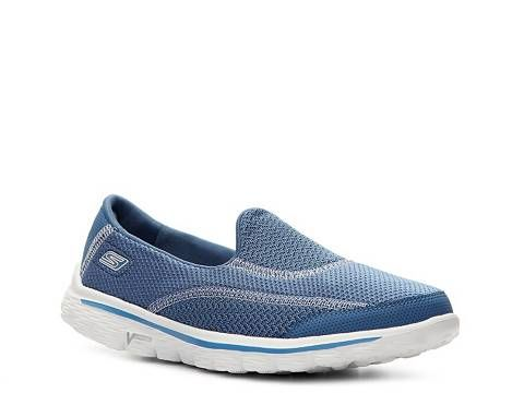 Skechers GOwalk 2 Slip-On Walking Shoe - Womens | DSW