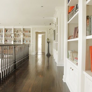 Because, again, I like the hallway library idea.