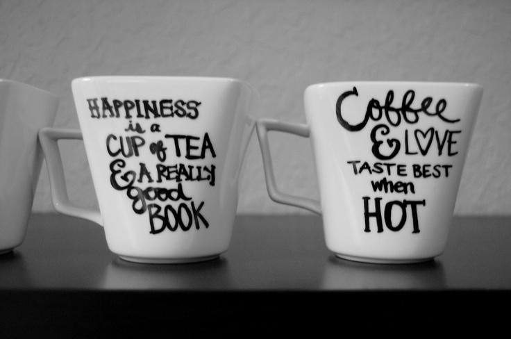Coffee Mug Design Ideas