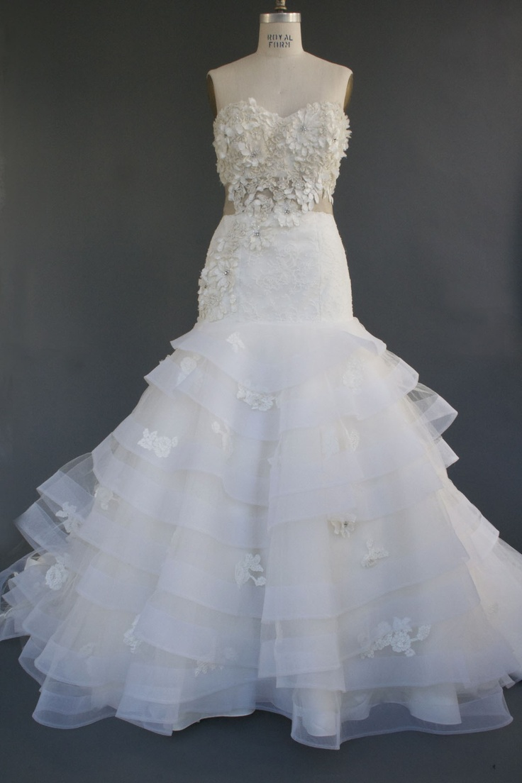 30 fantastic nearly new wedding dresses for Nearly new wedding dresses