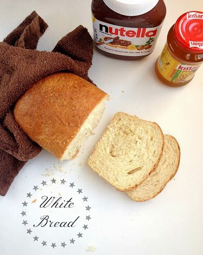 Basic White Bread / White Sandwich Bread | MyCulinaryTrialRoom ~ Frm ...