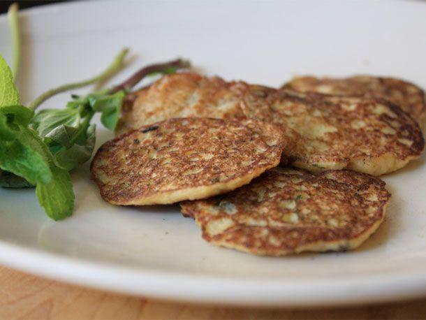 Naga-imo (Mountain Yam) Pancakes #Paleo, #Primal and #Gluten-free