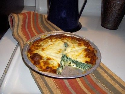Alberta's Spinach Pie These are yummy as a side or Vegetarian main ...