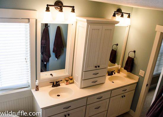 double sided vanity/dual sinks - dual sinks has been one of the best ...