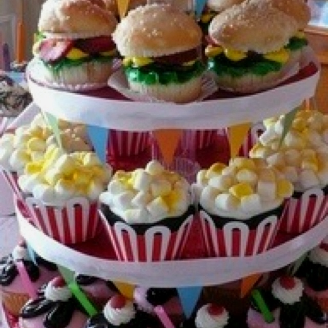 Carnival foods ideas for abigail 39 s party pinterest - Carnival foods ideas ...