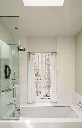 Tub Shower Combo Bathrooms Pinterest