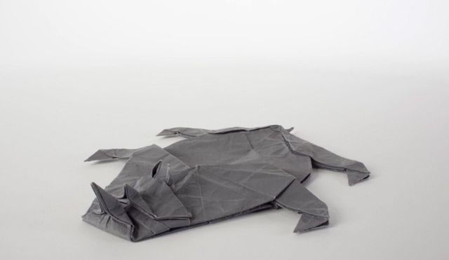 origami stop motion video - stoptrick animation studio, featuring the origami work of sipho mabona