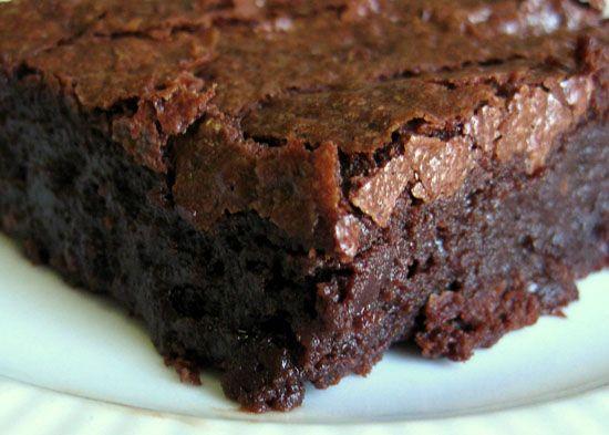 Truffle Brownie | how do you do | Pinterest
