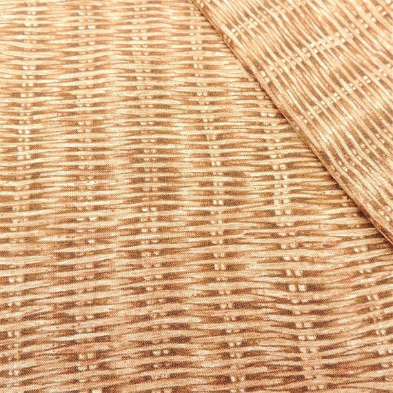 How To Weave A Basket From Fabric : Basket weave fabric by moda one yard