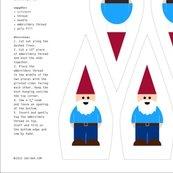 Mini Gnome Ornament